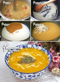 Silk Soup Recipe potato al horno asadas fritas recetas diet diet plan diet recipes recipes Turkish Recipes, Thai Recipes, Potato Recipes, Soup Recipes, Cookie Recipes, Most Delicious Recipe, Recipe Sites, Recipe Recipe, Iftar