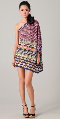 I am IN LOVE with this Missoni! Gotta have it for spring!