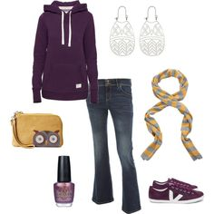 cute & casual... that pretty much sums up my style!