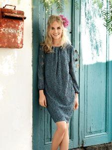 burda style: Damen - Kleider - Shirtkleider - Shiftkleid - Egg-Shape