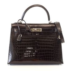 cheap party handbags - HERMES KELLY bag 20 Vintage Gray Ostrich Mini gold hdw Mint ...