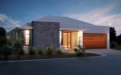 Metricon Home Designs: The Aspire Chateau Facade. Visit www.localbuilders.com.au/builders_queensland.htm to find your ideal home design in Queensland