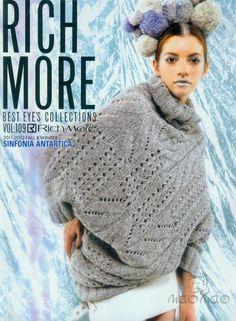 moni's hobby: Rich More 2012 Crochet Book Cover, Crochet Books, Knit Crochet, Crochet Hats, Vogue Knitting, Knitting Books, Crochet Magazine, Knitting Magazine, Japanese Books