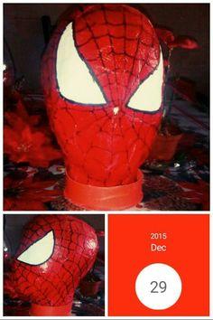 Dulcero de spider man