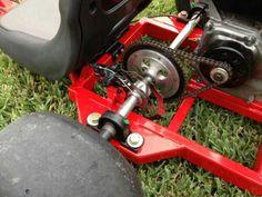 Sprocket and rear brake