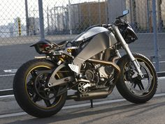 """Battle Cyclone 03"" Buell XB by Taste Concept Motorcycles 