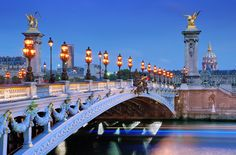 One of the most romantic cities in the world - Paris
