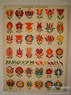slovenská ornamentika - Hľadať Googlom