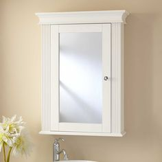 Furniture: Get The Medicine Cabinet Mirror That Suit Your Need - Mirror Medicine Cabinets, Bathroom Medicine Cabinets With Mirror, Oval Mirror Medicine Cabinet Mirror Cabinets, Cabinet Design, Wood Bathroom, Wood Wall Bathroom, Kitchen Mirror, Bathroom Wall Cabinets, House Paint Interior, Medicine Cabinet Mirror, Bathroom Sink Vanity Units