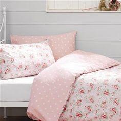 Cath Kidston bedding. Lovely for a duvet day!