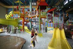 Indoor Water Park in Illinois | KeyLime Cove Resort | Gurnee, IL