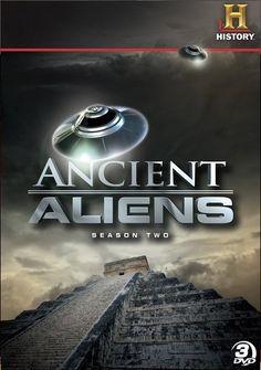 2.1 – Mysterious Places (10.28.10) 2.2 – Gods & Aliens (11.4.10) 2.3 – Underwater Worlds (11.11.10) 2.4 – Underground Aliens (11.18.10) 2.5 – Aliens & the Third Reich (11.25.10) 2.6 – Alien Tech (12.2.10) 2.7 – Angels & Aliens (12.9.10) 2.8 – Unexplained Structures (12.16.10) 2.9 – Alien Devastations (12.23.10) 2.10 – Alien Contacts (12.30.10)