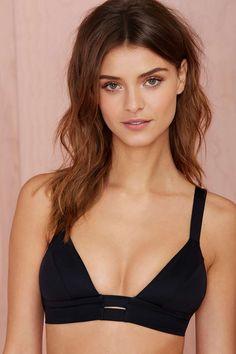 Vitamin A Neutra Bikini Top | Shop Swimwear at Nasty Gal