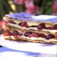 receptenvandaag millefeuille met aardbeien