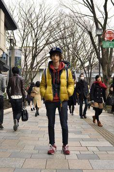 Japan streetstyle