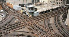 Resultado de imagen de vias de tren