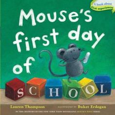 First Day of School Books - Fantastic Fun & Learning