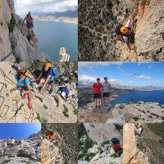 Hot Rocks! #abbotsholmeschool #rockclimbing #spain