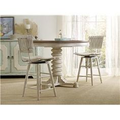 Shop For The Hooker Furniture Sunset Point Casual Dining Room Group At Design Interiors