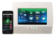 Amazon.com : Honeywell Wireless Lynx Touch L7000 Home Automation/Security Alarm Kit with Wifi, Zwave & GSM Module : Camera & Photo