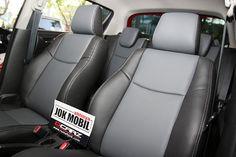 https://flic.kr/p/M592KV | JOK MOBIL SWIFT BAHAN ACCURA | DESAIN SARUNG JOK KULIT MOBIL  - Mobil kesayangan Anda ingin Tampil lebih segar dan mewah? RUMAHJOK DCARZ menjual berbagai aksesoris yang berkaitan dengan DESAIN Interior Mobil Antara lain: COVER / Sarung (Pelapis jok dengan Bahan Kulit Sintetis atau Kulit Asli), JOK (Modifikasi Busa Jok Mobil Untuk kenyamanan dan pengaturan busa dudukan), KARPET DASAR (Pelapis lantai mobil agar Karpet DASAR original tidak kotor, rusak dan mudah di…