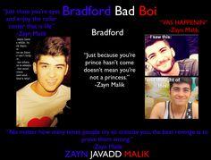 BRADFORD BAD BOI