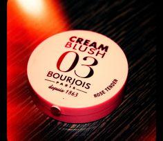 Bourjois Cream Blush in Rose Tender