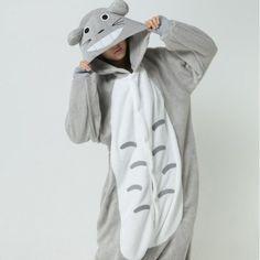 Totoro Animal Costume Kigurumi Pajamas Adult Cosplay Onesie 470x470 5 Geek Crafts that Make Great Gifts
