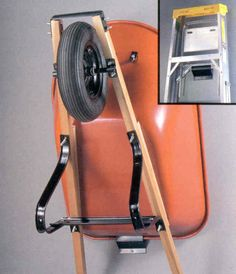 8 Best Wheelbarrow Storage images in 2017 | Wheelbarrow