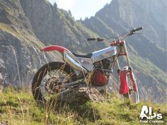 Alpha Motos Trial, Trial Bike, Alps, Trials, Motorcycle, Classic, Vehicles, Photos, Vintage