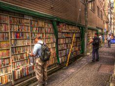 路上の本棚