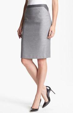BOSS Black 'Venina' Skirt available at #Nordstrom 2013