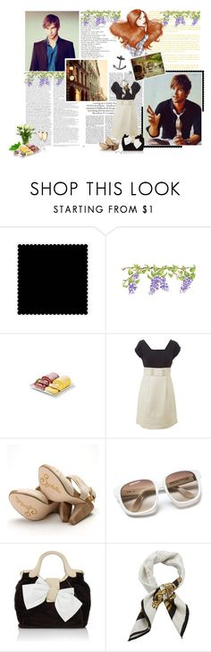 """""""36/30+ Chace Crawford"""" by xenia ❤ liked on Polyvore featuring Valentino, Hickory Farms, TIBI, Seychelles, Emmanuelle Khanh, ADMJ Accessories, Givenchy and chace crawford"""
