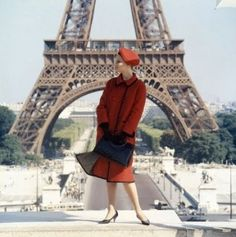 celia hammond, wetherall ad, paris 1962 ©norman parkinson