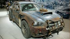 Post-Apocalyptic Charger