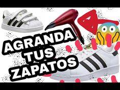 Como agrandar zapatos apretados - 2 Remedios faciles - YouTube