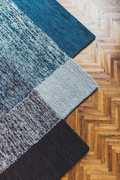 The STAGIONE collection designed by Atelier Oï for Edition 2013 offers a tour of the seasons. Winter colours of snowy landscapes. Winter Colors, Landscapes, Carpet, Colours, Seasons, Rugs, Collection, Design, Home Decor