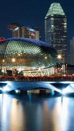 Singapore, Island Nation, Cityscape