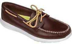 Paul Sperry Men's Sojourn Leather Boat Shoe: Get it for $52.41 (was $110.00) #coupons #discounts