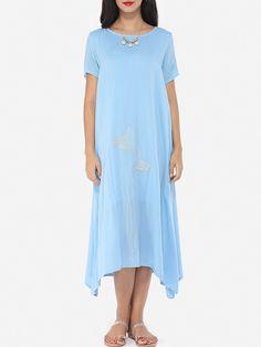 093e7903fa38 ... Ted Baker Women s Frizay Lace Bodice Full Midi Dress  Clothing. from  amazon.com · Floral Printed Delightful Round Neck Maxi-dress