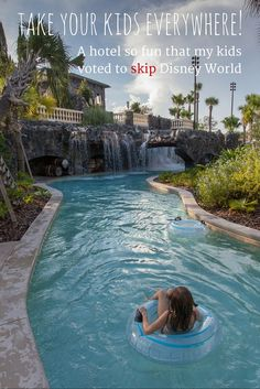 My kids loved the Four Seasons Orlando so much that they voted to spend more time there and forgo Disney World. Here's what the hotel did right.
