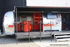 Weber BBQ Airstream 2012