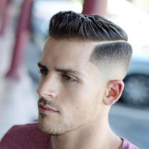 Haircuts for men. New haircuts for men. short haircuts for men . medium haircuts for men. Popular Mens Hairstyles, Cool Mens Haircuts, Cool Hairstyles For Men, Classic Mens Hairstyles, Side Part Haircut, Side Part Hairstyles, Hairstyles Haircuts, School Hairstyles, Mens Side Haircut