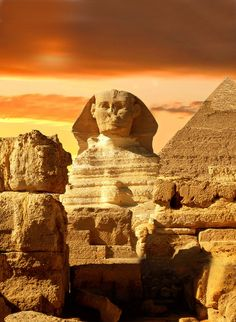 Ancient Egypt ~ Sphinx
