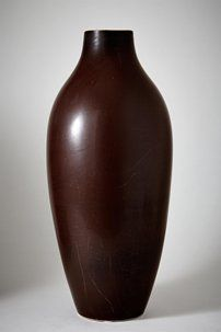 Vase designed by Carl-Harry Stålhane for Rörstrand, Sweden. 1950's.