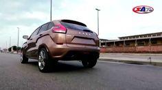 Lada Vesta Concept i Lada X-Ray 2 Concept  - SAT TV Show