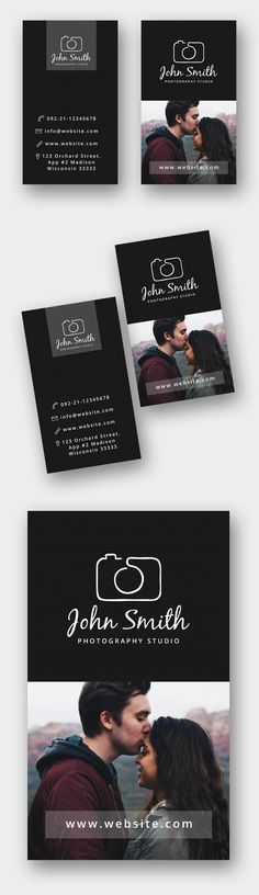 Musical\/Piano Business Card Psd templates, Business cards and - id card psd template
