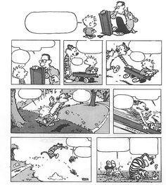 comic strip writing idea