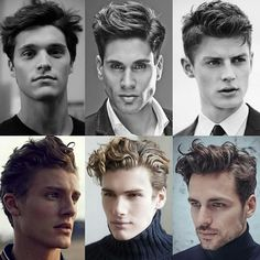 Key Men's Hairstyle Trends From London Collections: Men SS16 The Textured Quiff 》To create the base for the perfect quiff, you need to ask your barber or stylist to gradually build length at the top, as well as for short, clean barbered edges. Without getting this foundation down pat first, you won't be able to construct a quiff properly, so ensure your hair is left longer through the top and comparatively short, but not disconnected, at the sides. @johnvialhair @fashionbeanscom #dearhair...