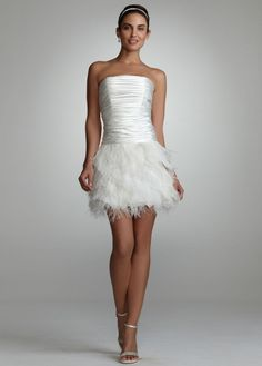 I would love to wear this to my bridal shower or bachelorette party! To much?!
